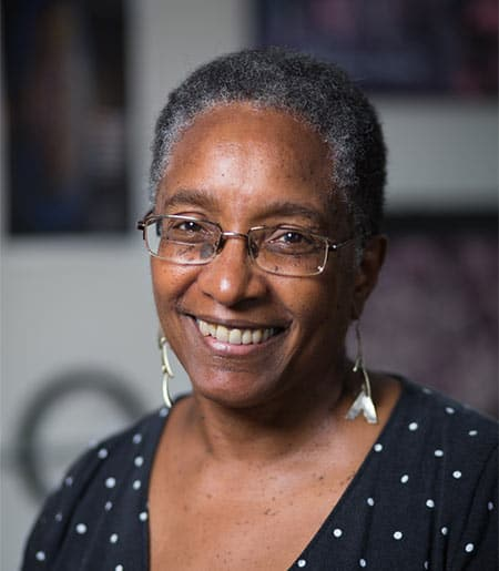 Portrait of Professor Sandra Greene